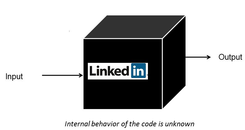 Black-Box-LinkedIn