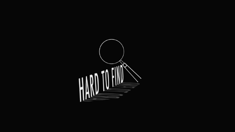 hard-to-find